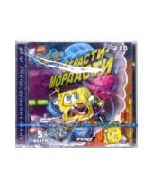 Картинка к книге Новый диск - Губка Боб Квадратные Штаны: Страсти-мордасти (2CDpc)