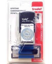 Картинка к книге Trodat - Печать самонаборная 40мм 1 круг (4940/R1)