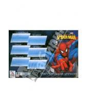 Картинка к книге Канцелярские товары - Расписание уроков А4 (4452) Spider-man
