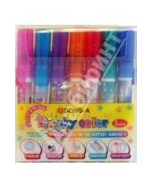 Картинка к книге DONG-A - Набор маркеров декоративных 7 цветов Tingky color (TC650)