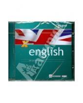 Картинка к книге X-Polyglossum English DVD - English. Курс для начинающих (DVDpc)
