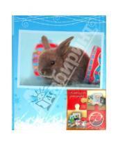 "Картинка к книге Pioneer - Фотоальбом на 200 фотографий ""Winter rabbits"" (LM-4R200)"