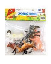 Картинка к книге Top Toys - Набор домашних животных 6 штук (4520GT)