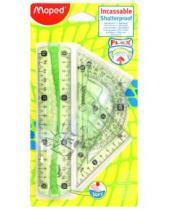 "Картинка к книге MAPED - Набор чертежный ""Flex Mini"" (244069)"