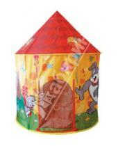 """Картинка к книге Затейники - Палатка """"Tom and Jerry"""" 104*128 см (GT5636)"""