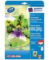 Картинка к книге Avery Zweckform - Фотобумага для струйного принтера. А4, 250 гр., 20 мл.