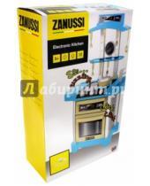 Картинка к книге Zanussi. Кухни и аксессуары - Большая электронная кухня (1684053.00)