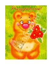 Картинка к книге Сфера - К-026/Поздравляю/открытка двойная