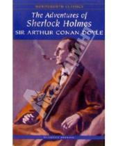 Картинка к книге Conan Arthur Doyle - The Adventures of Sherlock Holmes. Selected stories