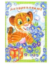 Картинка к книге Сфера - ДР-434/Поздравляем/открытка двойная