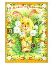 Картинка к книге Сфера - ДР-435/День Рождения/открытка двойная