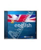 Картинка к книге X-Polyglossum English DVD - English. Курс уровня Intermediate (DVDpc)