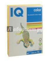 Картинка к книге Mondi business paper - Бумага для печати IQ COLOR MIX NEON, 4 цвета, 200 листов (RB04)